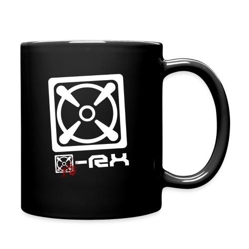 x logo png - Tasse einfarbig