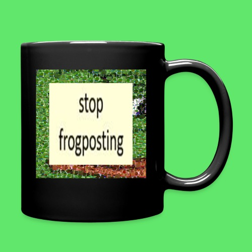 Frogposter - Full Colour Mug