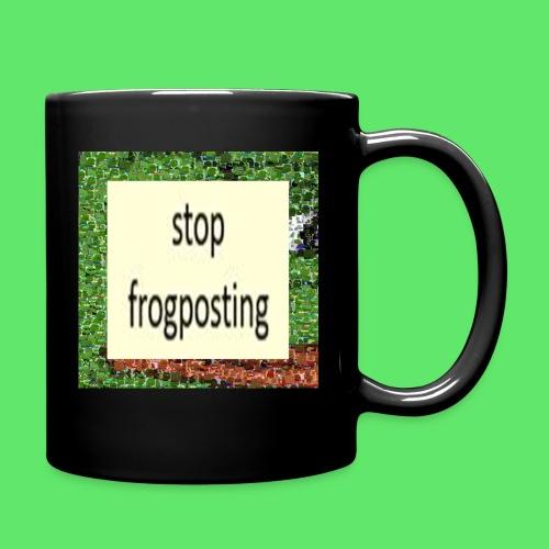 Frogposter - Full Colour Mug