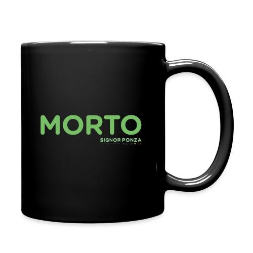 MORTO - Tazza monocolore