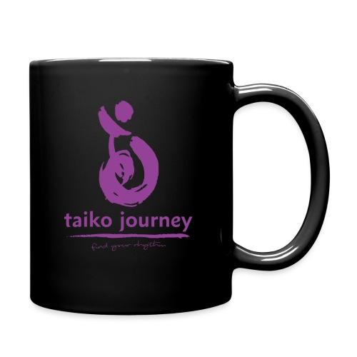 Taiko Journey PURPLE RHYTHM - Full Colour Mug