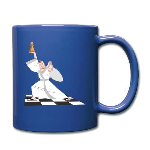 Tell it to the hand! - Full Colour Mug