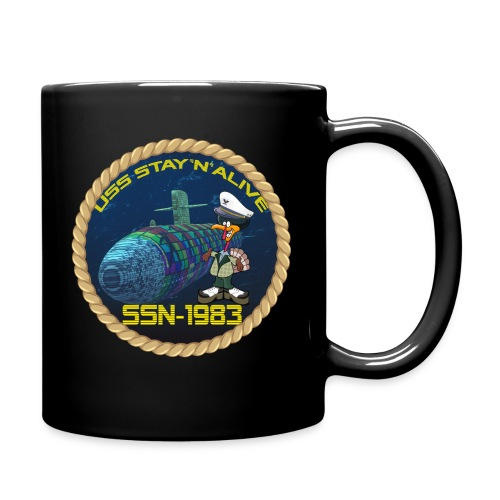 Command Badge SSN-1983 - Full Colour Mug