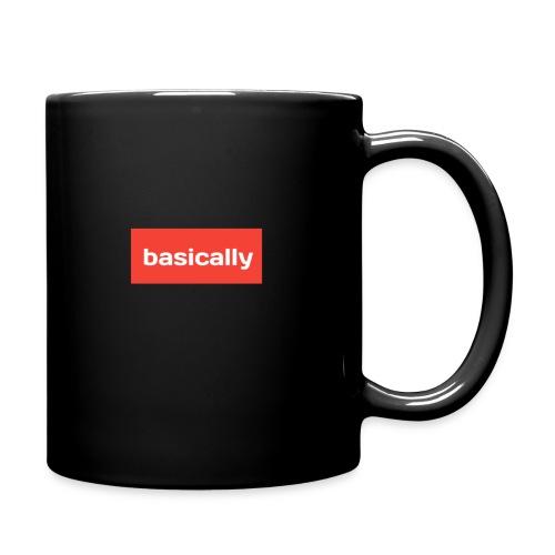 Basically merch - Full Colour Mug