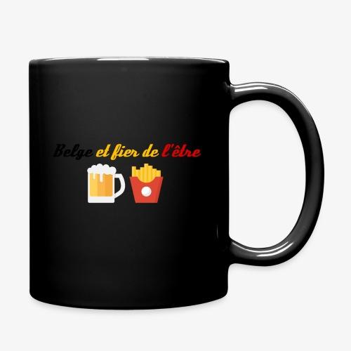 Belge et fier de l'être - Mug uni