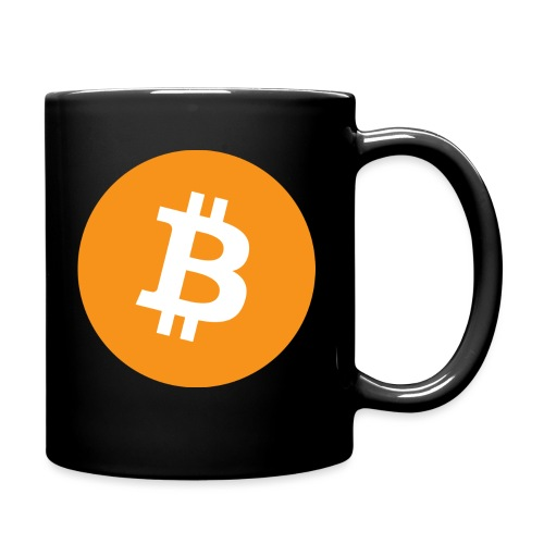Bitcoin - Full Colour Mug