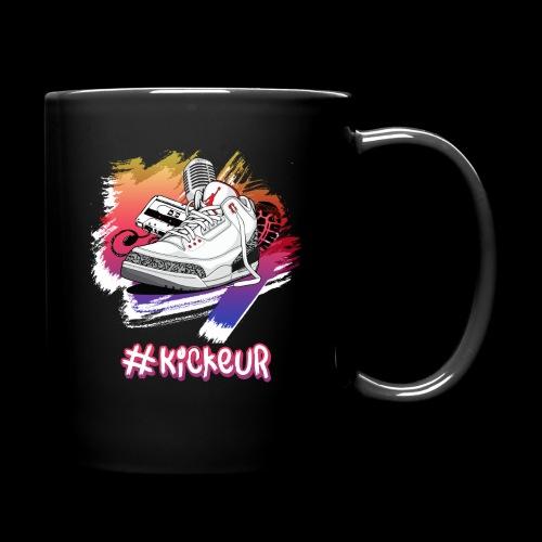 #Kickeur Blanc - Mug uni