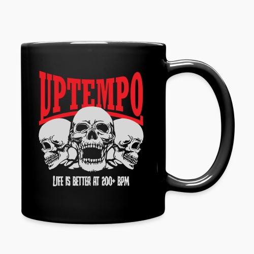 Uptempo - Life Is Better At 200+ BPM - Full Colour Mug
