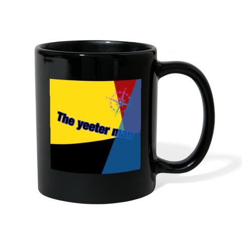 yeet - Enfärgad mugg