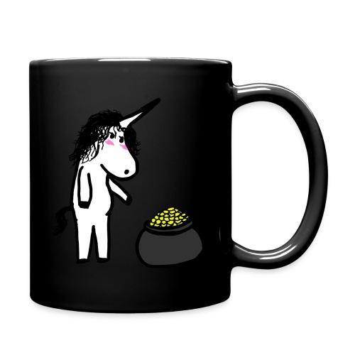 Oro unicorno - Tazza monocolore