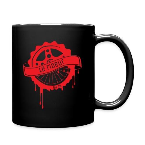logo Le rideur du 45 rouge - Mug uni