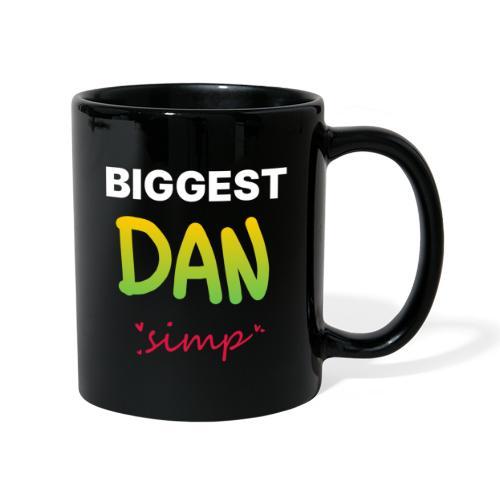 We all simp for Dan - Ensfarvet krus