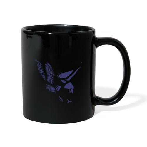Aquila blu ed accessori - Tazza monocolore