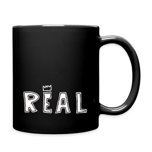 REAL (White) - Mok uni