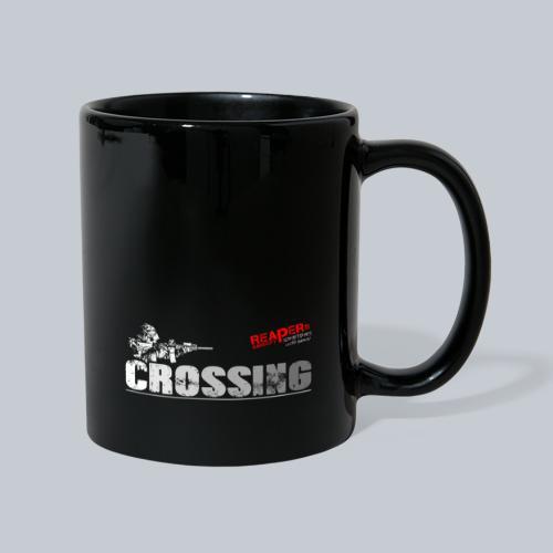 CROSSING - REAPERs Airsoft - Tasse einfarbig