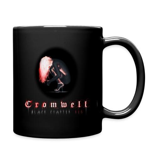 Cromwell RGB LOGO 600dpi png - Tasse einfarbig