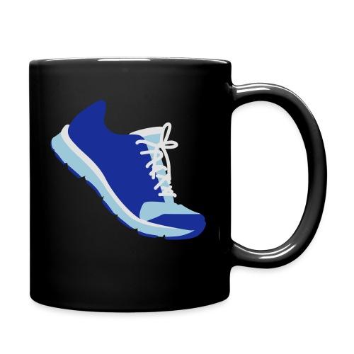 Laufschuh - Tasse einfarbig