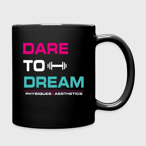 DARE TO DREAM - Taza de un color