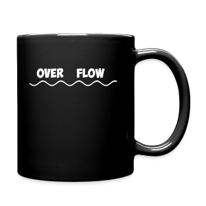 Over Flow - Full Colour Mug