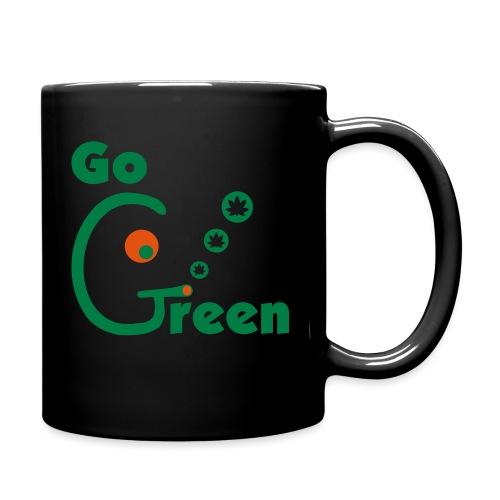 Go Green - Full Colour Mug