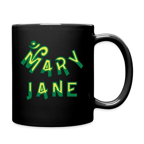 Mary Jane - Full Colour Mug