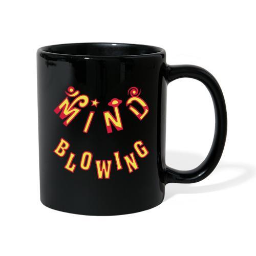 Mind Blowing - Ensfarvet krus