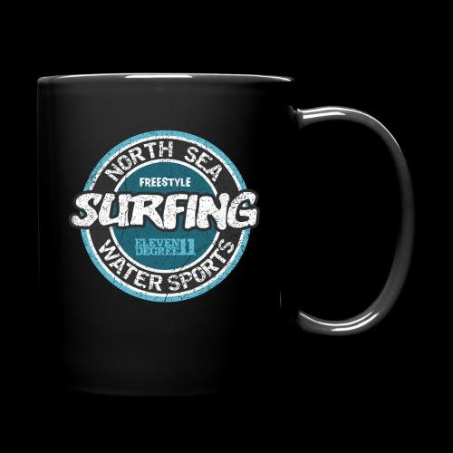 North Sea Surfing (oldstyle) - Ensfarvet krus