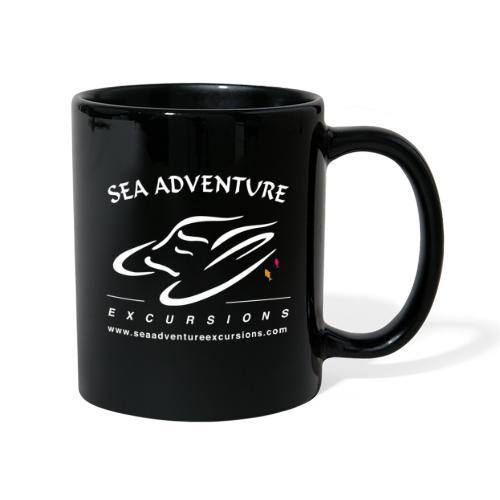 Sea Adventure catamaran - Full Colour Mug