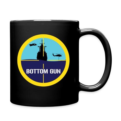 Bottom gun - Enfärgad mugg