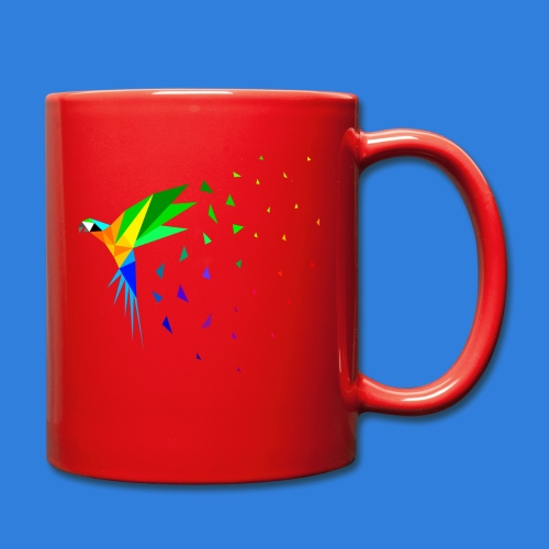 Limited Edition - Macaw - Full Colour Mug