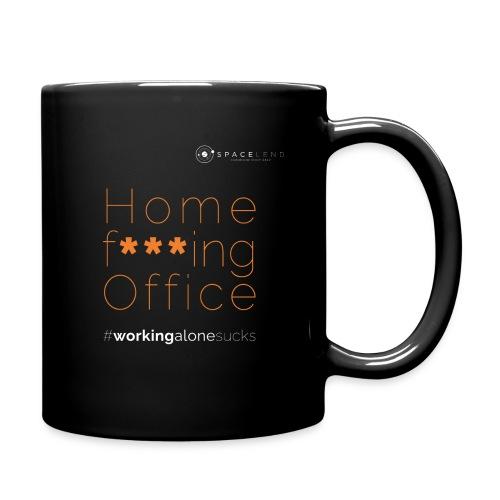 Home f***ing Office - Tasse einfarbig