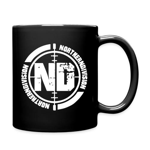 ND_CROSSHAIR_SIMPLE - Yksivärinen muki