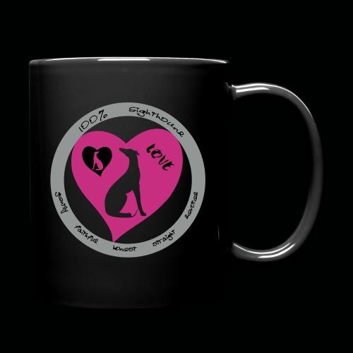 100 Sighthound - Tasse einfarbig