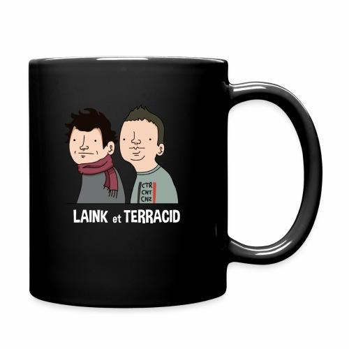 Laink et Terracid - Mug uni