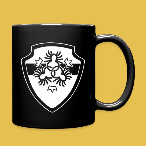 Watermark White png - Full Colour Mug
