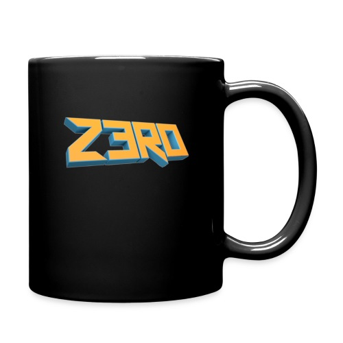 The Z3R0 Shirt - Full Colour Mug