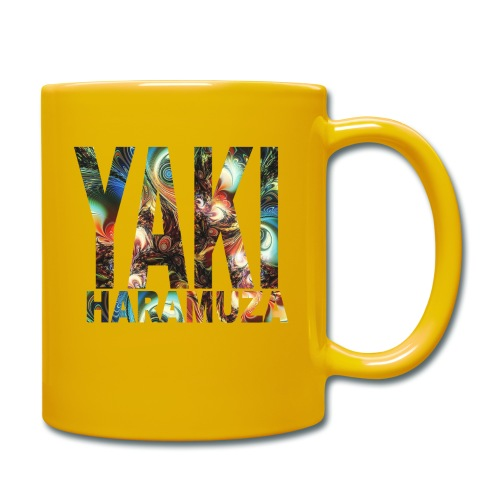 YAKI HARAMUZA BASIC HERR - Enfärgad mugg