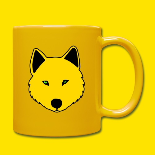 Jasja The Wolf - Full Colour Mug