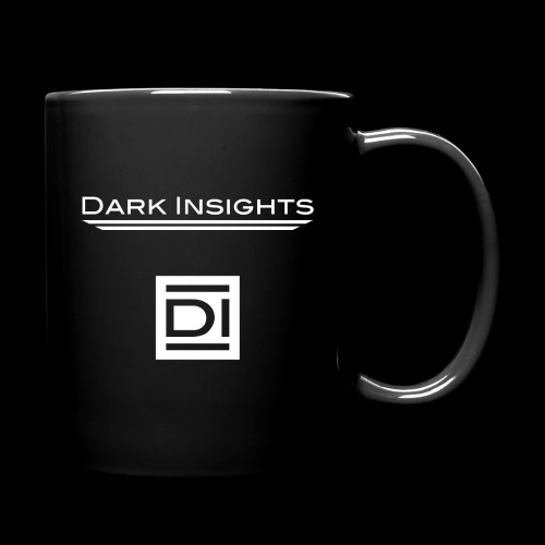 Dark Insights Logo - Full Colour Mug