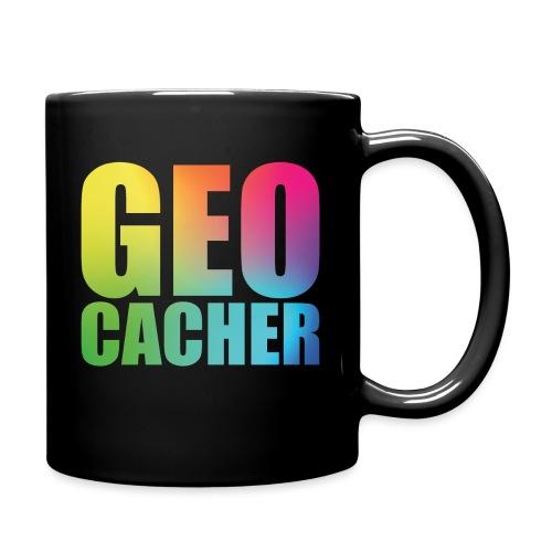 Geocacher (summer2016) - Yksivärinen muki