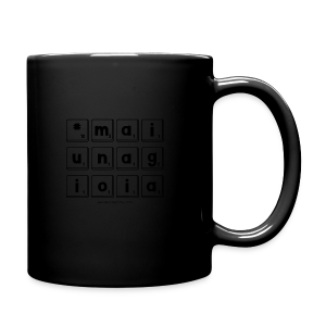 Scrabble - Tazza monocolore