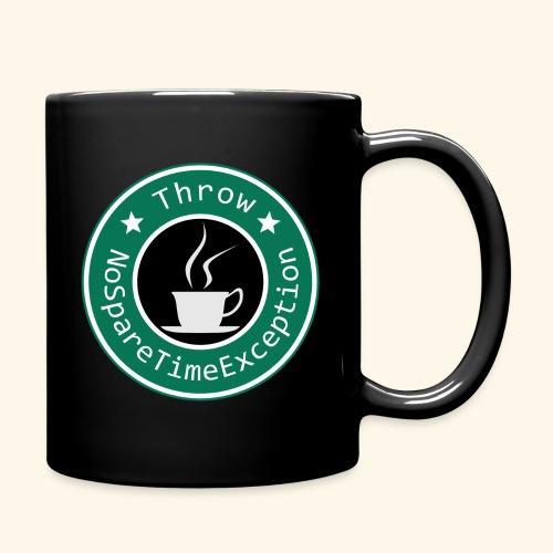Starbucks NoSpareTimeException - Full Colour Mug