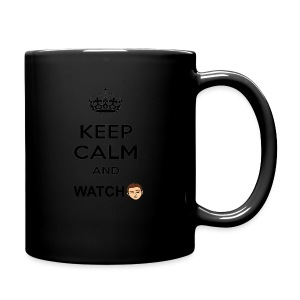 Keep Calm And Watch Anthonyos33 - Full Colour Mug