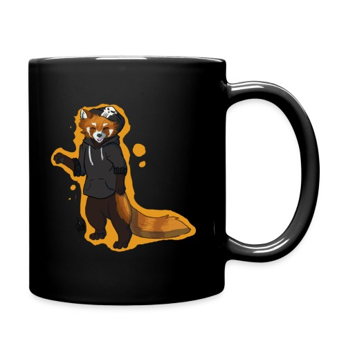 Red Panda Disign - Tasse einfarbig