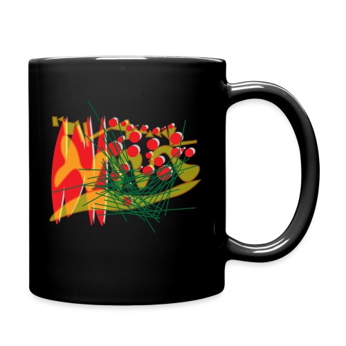 smackdown - Full Colour Mug