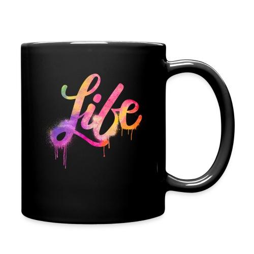 life - Tazza monocolore
