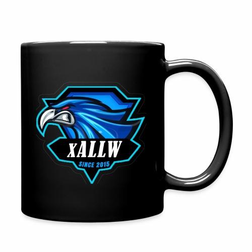 XALLW LOGO png - Tasse einfarbig