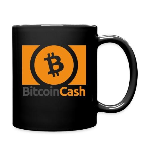 Bitcoin Cash - Yksivärinen muki