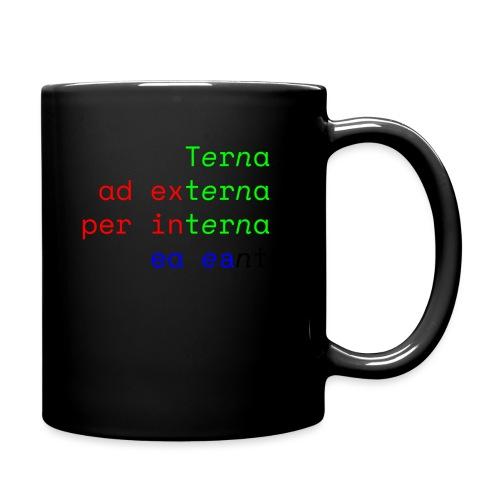 Terna Alba - Tazza monocolore