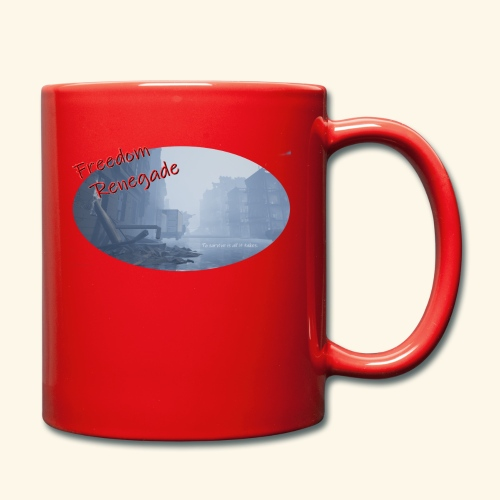 to survive is all it takes - Full Colour Mug